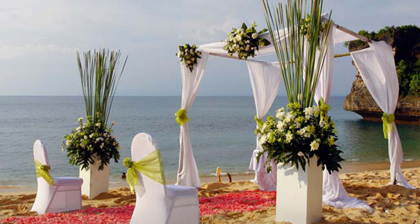 Balangan Beach Wedding