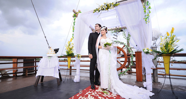Bali Cruises Wedding