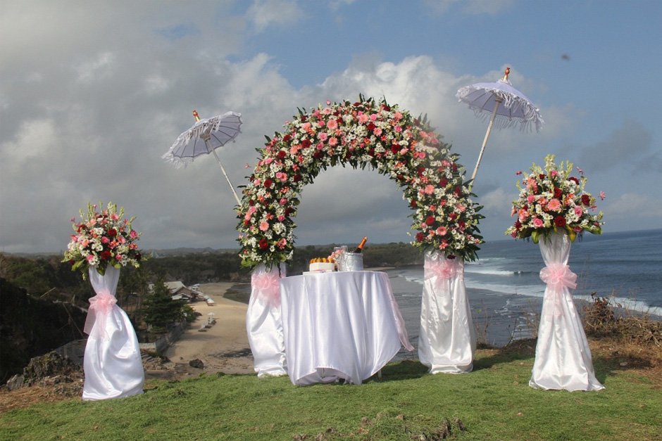 photo Balangan Beach Wedding 05