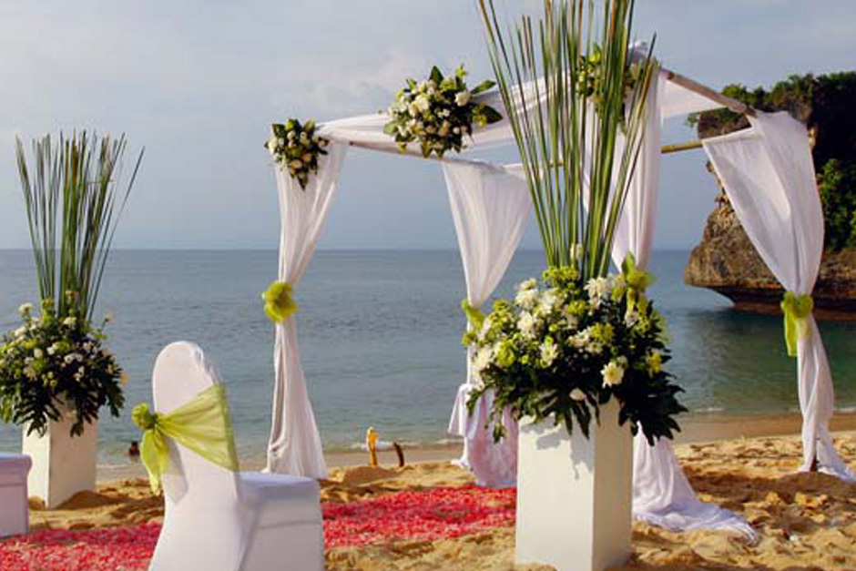 photo Balangan Beach Wedding 06