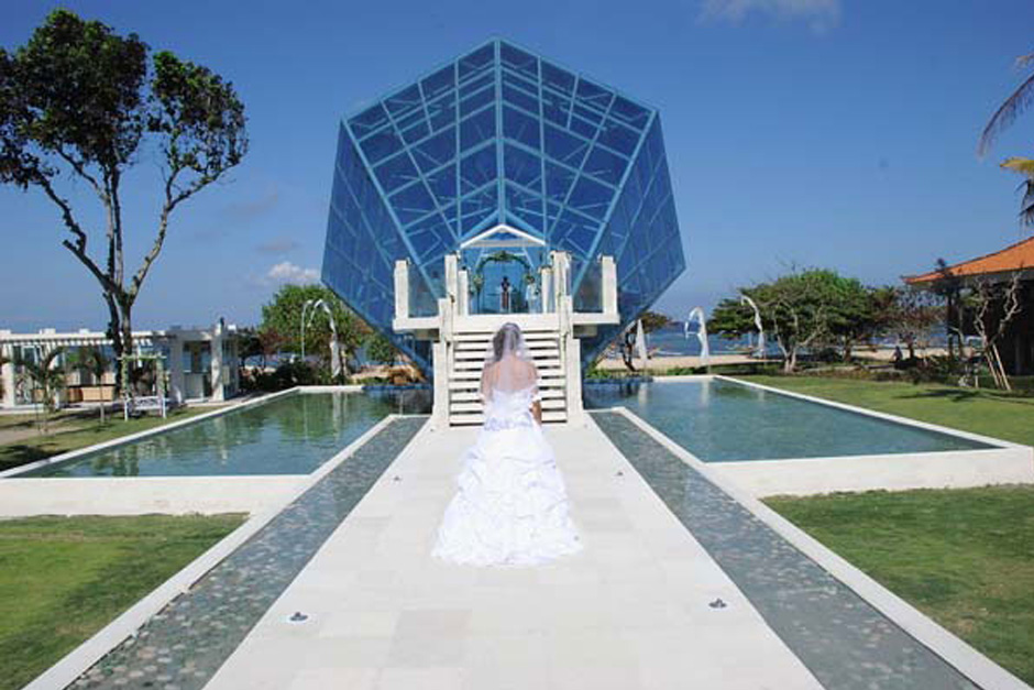 Photo The Diamond Bali Chapel 05