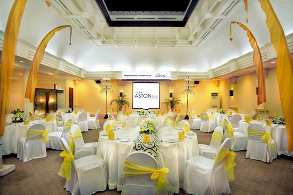 wedding grand aston photo 1