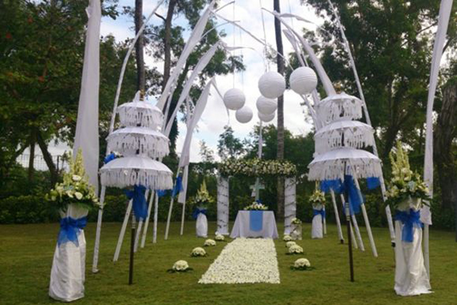Photo Kayu Manis Private Villas and Spa Garden Wedding 05