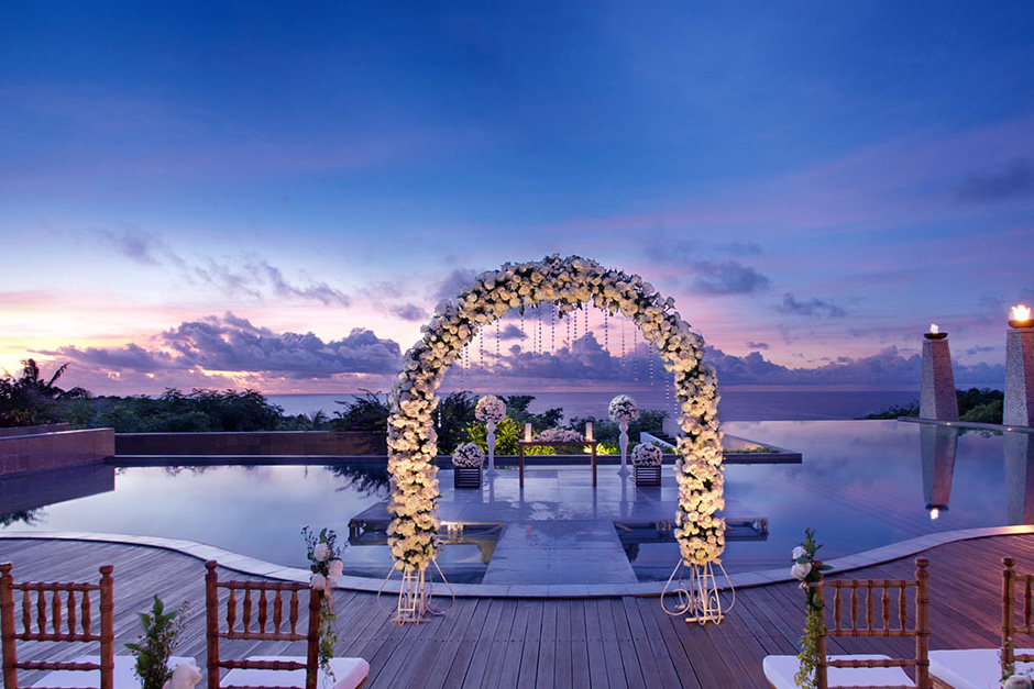 Photo Banyan Tree Ungasan Bali Villa Wedding 03
