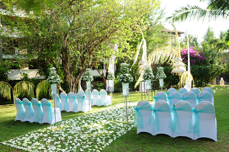 Photo Novotel Nusa Dua Garden Wedding 01