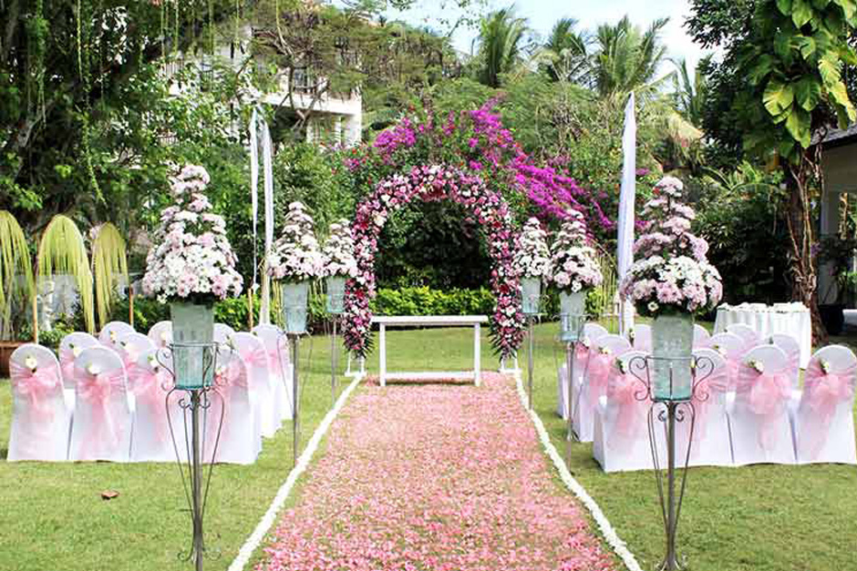 Photo Novotel Nusa Dua Garden Wedding 02