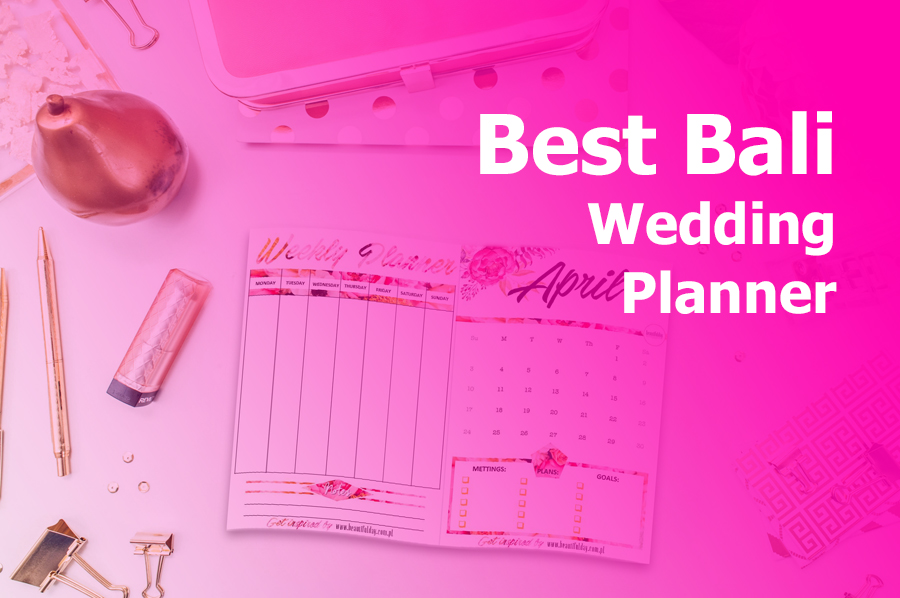 Why Using The Best Bali Wedding Planner – Ananda Yoga Organizer