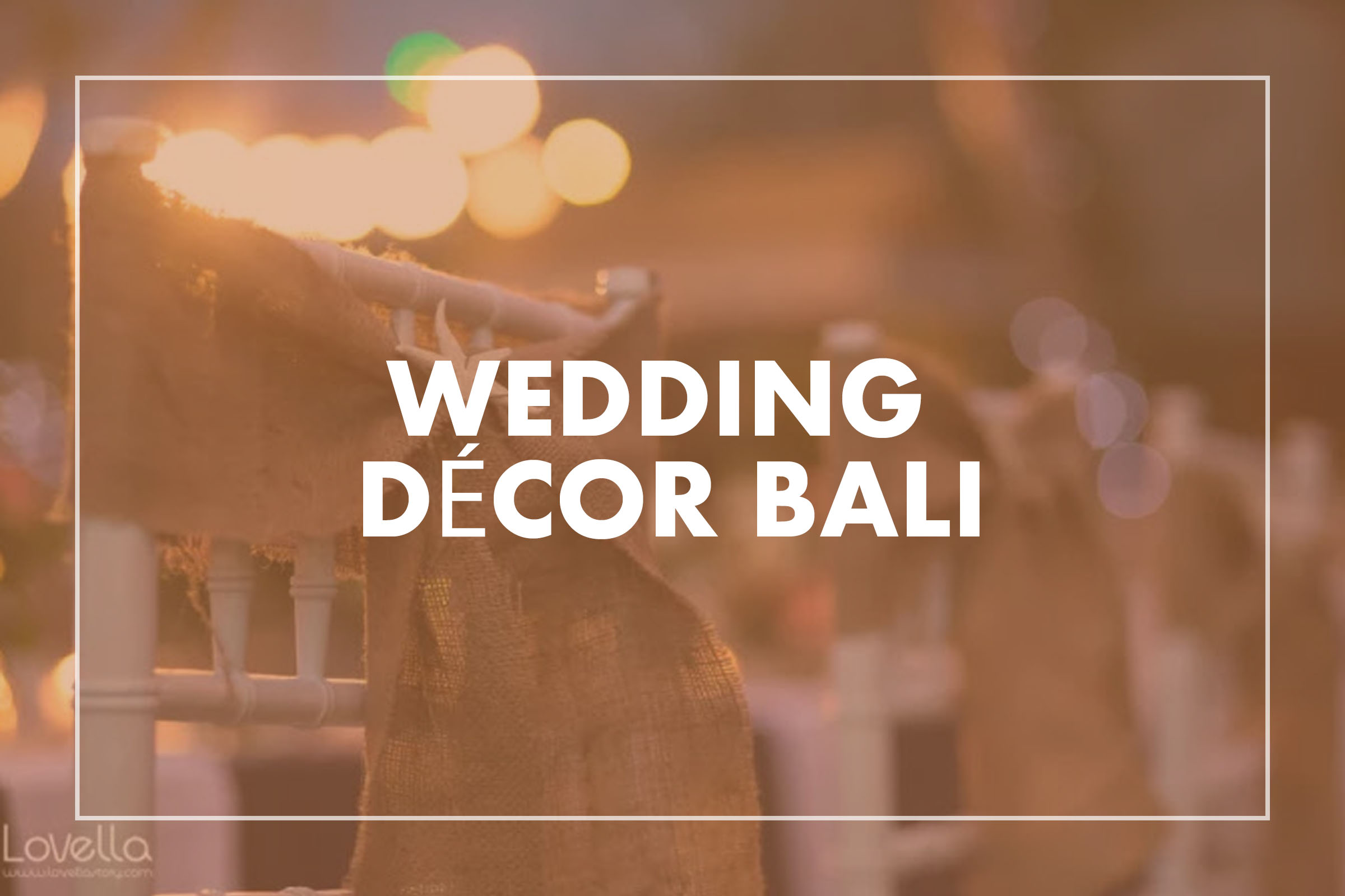 Price range for wedding decor bali service wedding for Bali decoration accessories