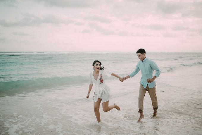 Prewedding A & T By Ananda Yoga Organizer