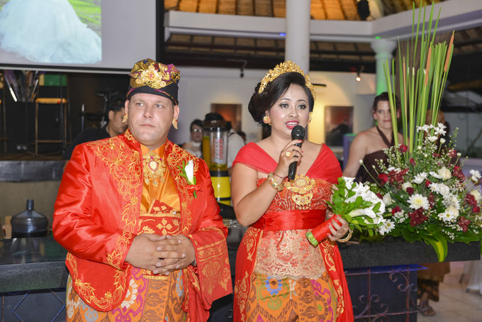 The Wedding Of Marc Spanjol And Yuni Kusmarini
