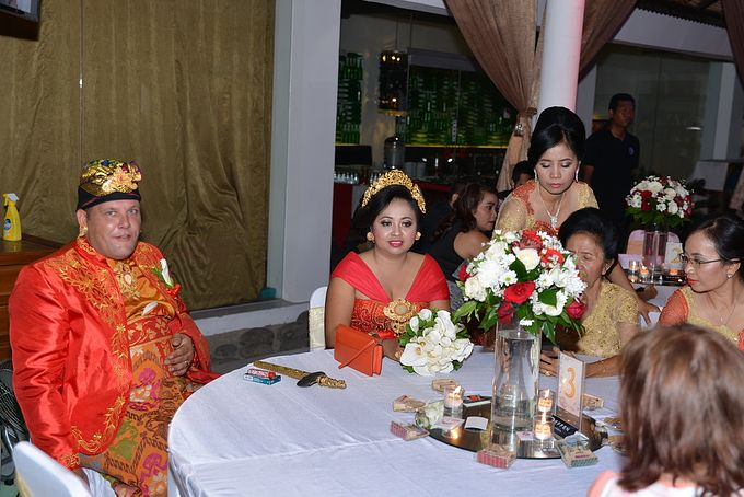 The Wedding of Marc Spanjol and Yuni Kusmarini 2