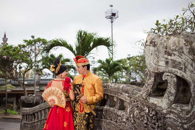 Prewedding Of Ayu Lestari And Kurniawan