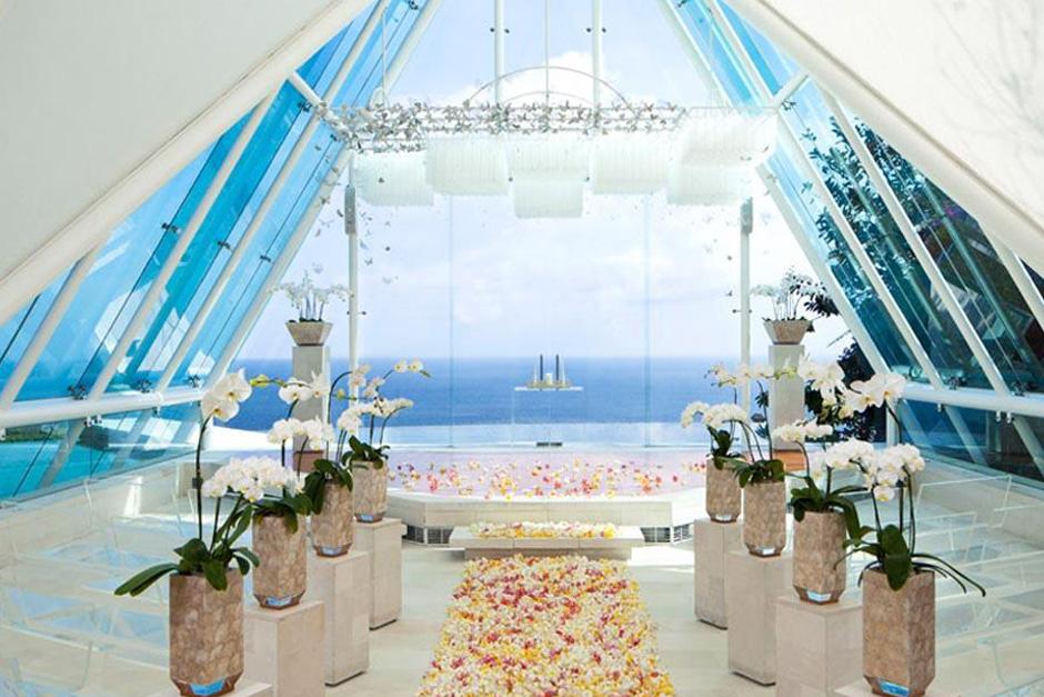 Photo Pearl Chapel by Samabe Resort 02
