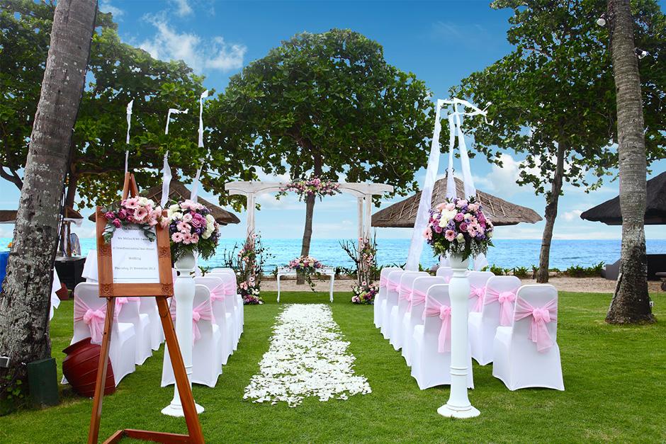 Wedding InterContinental Bali Resort 01
