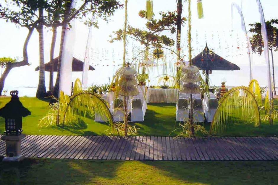 Wedding InterContinental Bali Resort 02