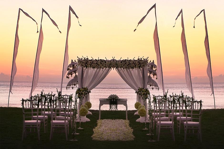 Wedding InterContinental Bali Resort 05