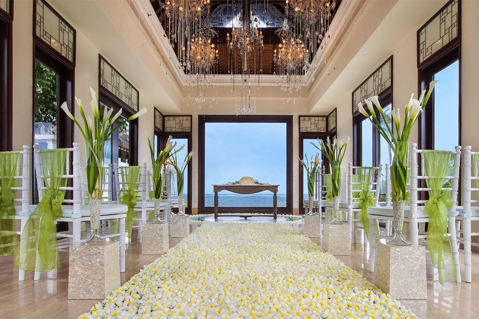 Wedding at St Regis Bali Resort 02