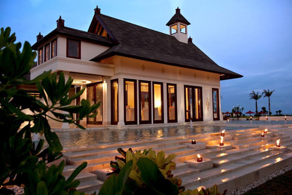 Wedding at St Regis Bali Resort 04