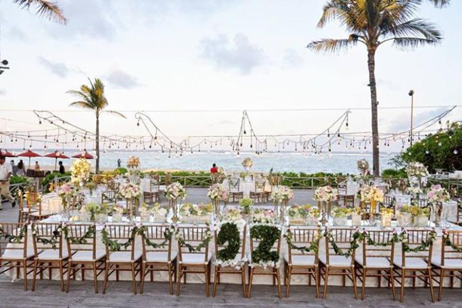 Wedding at St Regis Bali Resort 05