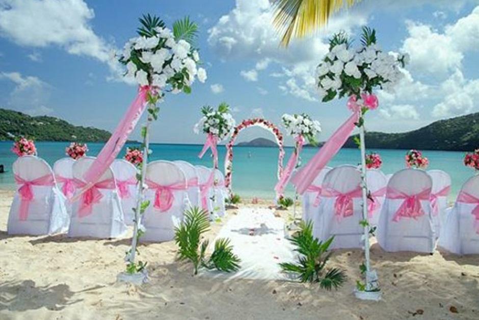 photo Balangan Beach Wedding 01