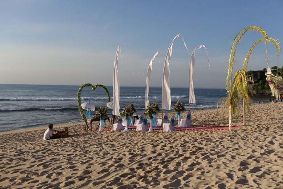 photo Balangan Beach Wedding 04
