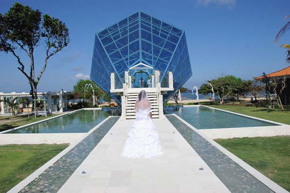 Photo The Diamond Bali Chapel 05