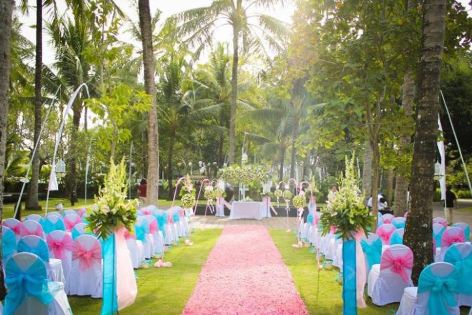 Photo Kayu Manis Private Villas and Spa Garden Wedding 04