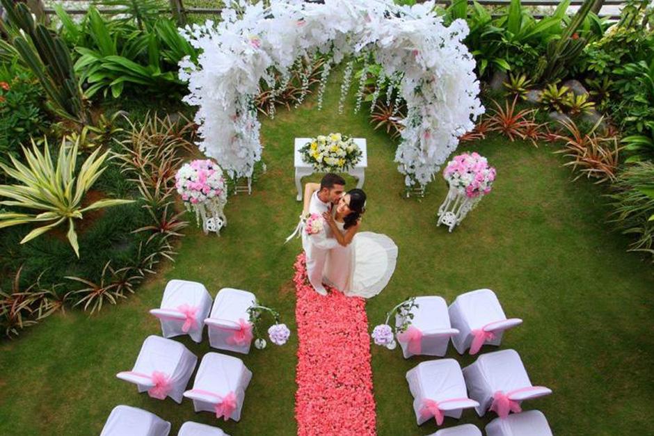 Photo The Kirana Bali Garden Wedding 06