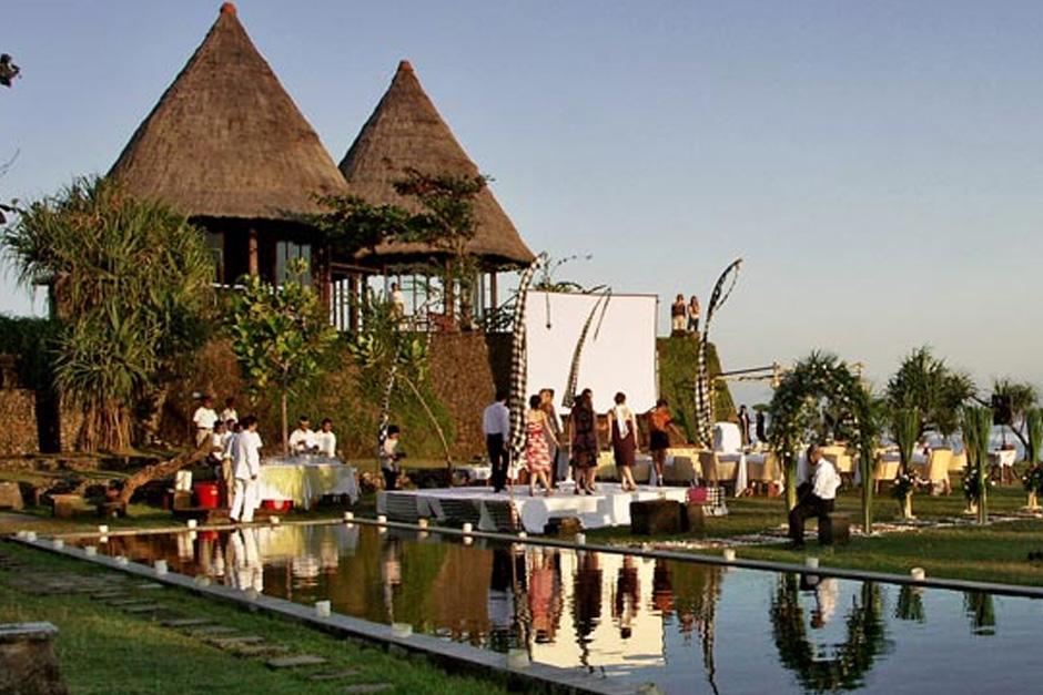Photo Waka Gangga garden Wedding 03