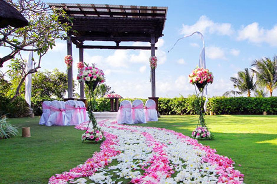 Photo Ayana Resort Garden Wedding 05
