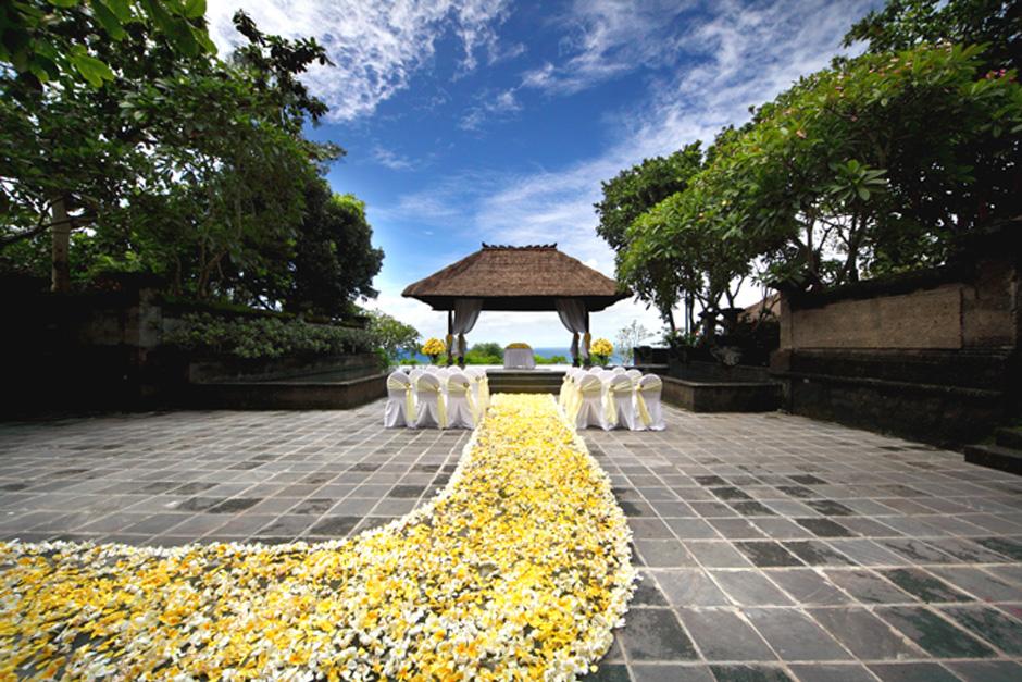 Photo Ayana Resort Garden Wedding 07