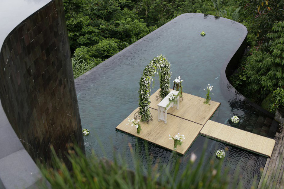 Photo Hanging Garden Wedding 01