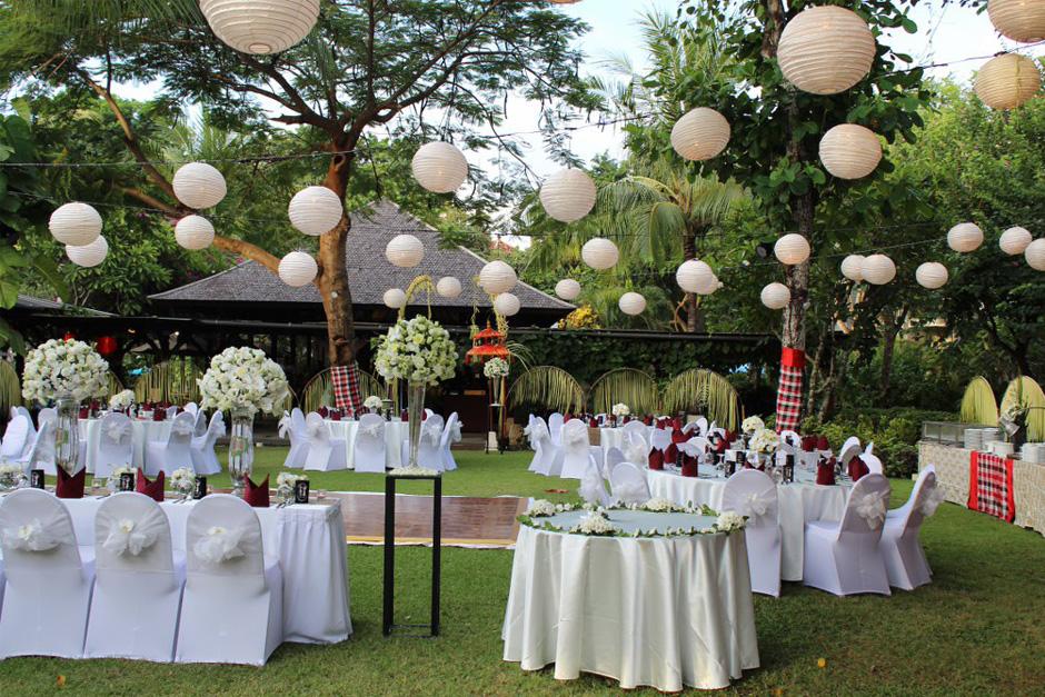 Photo Novotel Nusa Dua Garden Wedding 04