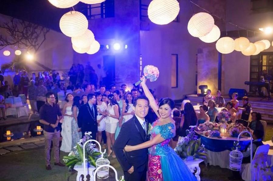 Wedding Prikila Yondy