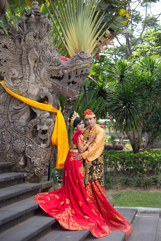 ananda yoga organizer prewedding of ayu lestari and kurniawan 3